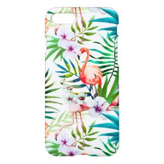 Caso brillante de Iphone 7 tropicales Funda Para iPhone 7