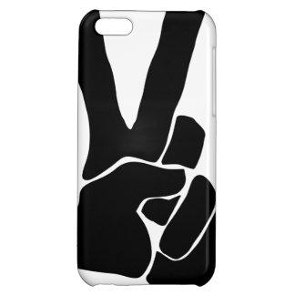 Caso brillante de la paz del iPhone 5c