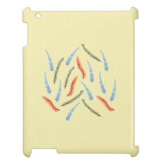 Caso brillante del iPad de las ramas