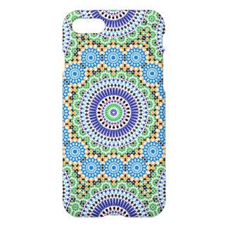 caso brillante del iPhone 7 con el mosaico Funda Para iPhone 7
