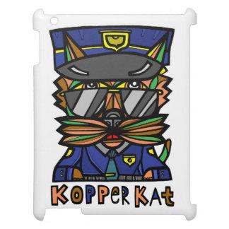 Caso BuddaKats de Kopper Kat Ipad