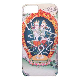 Caso budista tibetano del iPhone 7 del arte Funda iPhone 7