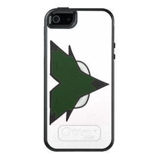 Caso central del iphone del caballero funda otterbox para iPhone 5/5s/SE