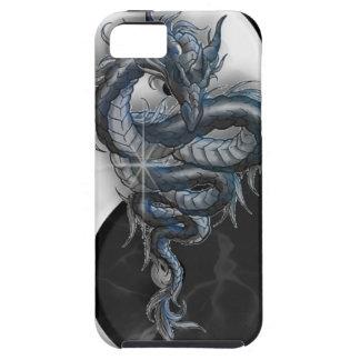 Caso chino del ambiente del iPhone 5 del dragón de iPhone 5 Protector