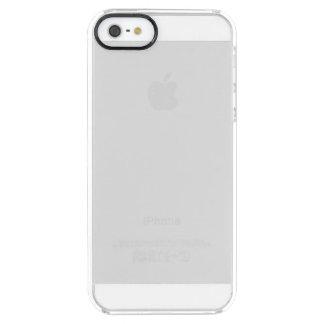 Caso claro del iPhone 5 de encargo Funda Clear Para iPhone SE/5/5s