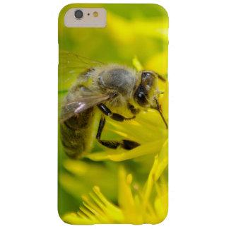 Caso con la abeja (mellifera de los Apis) Funda Barely There iPhone 6 Plus