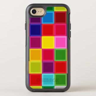 Caso cuadrado del iPhone 7 de la simetría de Funda OtterBox Symmetry Para iPhone 7