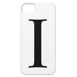 Caso de Barely There del iPhone 5 de la inicial I iPhone 5 Protector