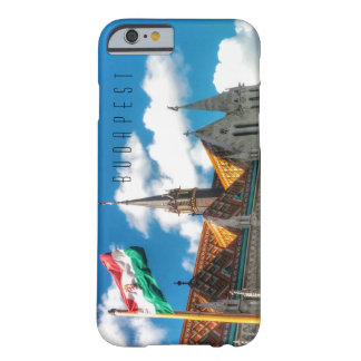 Caso de Budapest Iphone Funda Barely There iPhone 6