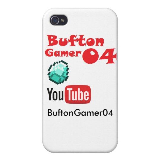 Caso de BuftonGamer04 Iphone 4 iPhone 4 Carcasa