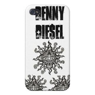 Caso de Denny Die$el iPhone 4 Coberturas