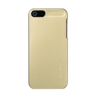 Caso de encargo del iPhone 5 del BRILLO de Incipio Carcasa De Iphone 5 Incipio Feather Shine