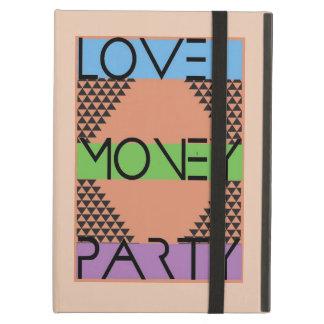 Caso de Ipad del fiesta del dinero del amor