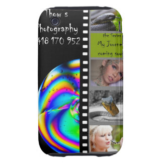 caso de iphone3gs carcasa though para iPhone 3