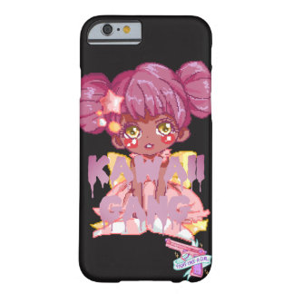 Caso de Iphone 6/6s de la cuadrilla de Kawaii Funda Barely There iPhone 6