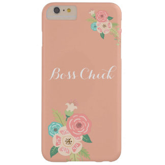 Caso de Iphone 6/6s Phonce del polluelo de Boss Funda Barely There iPhone 6 Plus