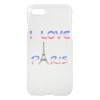 Caso de IPhone 7, París Funda Para iPhone 8/7
