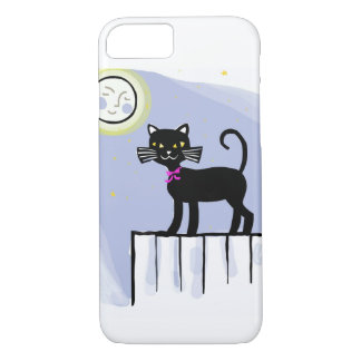 Caso de Iphone con el gato Funda iPhone 7