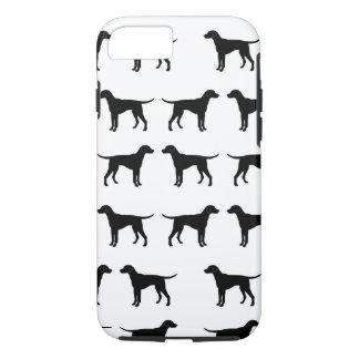 Caso de Iphone con un modelo del perro Funda Para iPhone 8/7
