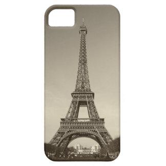 Caso de Iphone de la torre Eiffel Funda Para iPhone SE/5/5s