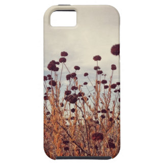 Caso de Iphone de las flores salvajes Funda Para iPhone SE/5/5s