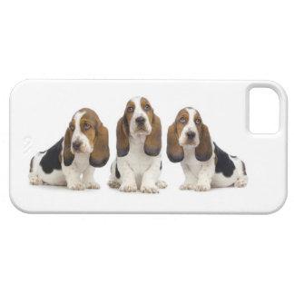 Caso de IPhone de los perros de afloramiento iPhone 5 Case-Mate Cárcasa
