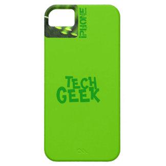 Caso de Iphone del friki de la tecnología iPhone 5 Coberturas