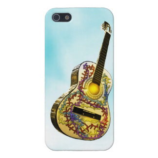 Caso de Iphone del Hippie iPhone 5 Cárcasa