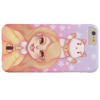 Caso de la abeja y del teléfono de Puppycat Funda Barely There iPhone 6 Plus