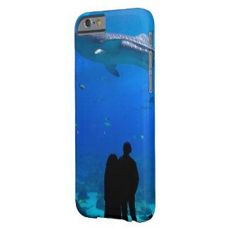 Caso de la ballena funda barely there iPhone 6