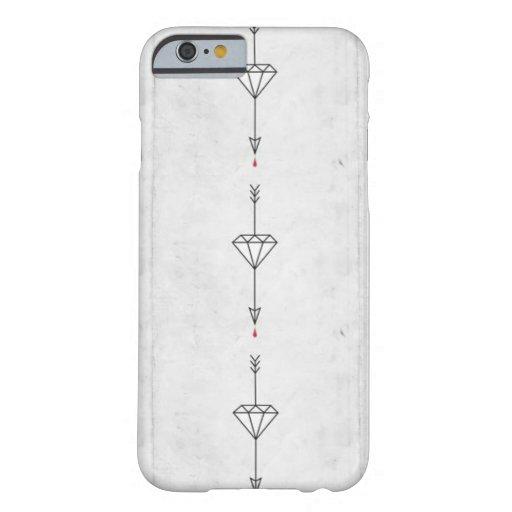 """Caso de la colección del """"INCONFORMISTA"""" de Funda De iPhone 6 Barely There"""
