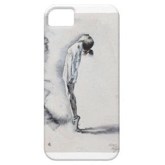 Caso de la danza para IPhone iPhone 5 Case-Mate Fundas