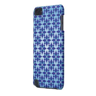 Caso de la GEN de iPod de la estrella azul 5to Funda Para iPod Touch 5G