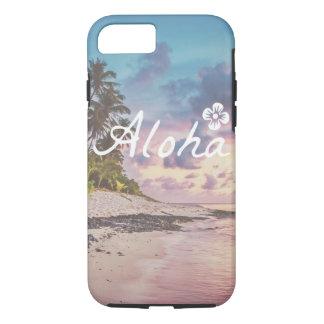 caso de la hawaiana funda para iPhone 8/7