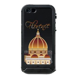 Caso de la identificación del atlas del iPhone Carcasa De Iphone 5 Incipio Atlas Id