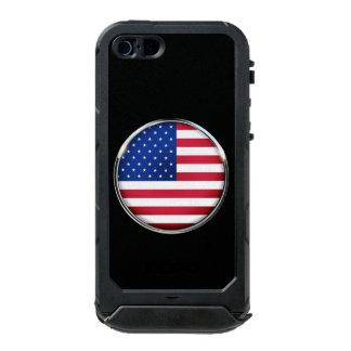 Caso de la identificación del atlas del iPhone Funda Para iPhone 5 Incipio ATLAS ID