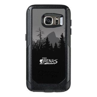 Caso de la mañana S7 de la montaña Funda Otterbox Para Samsung Galaxy S7