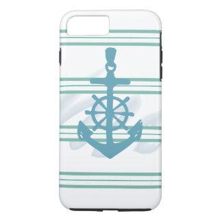 Caso de la marina de guerra funda para iPhone 8 plus/7 plus