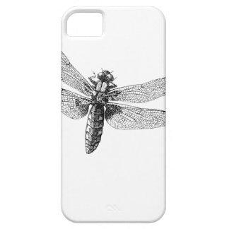 Caso de la mosca del dragón iPhone 5 fundas