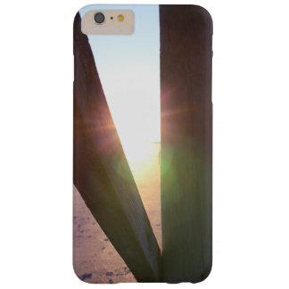 Caso de la sol funda barely there iPhone 6 plus