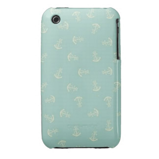 Caso de la verde menta iphone3 funda para iPhone 3