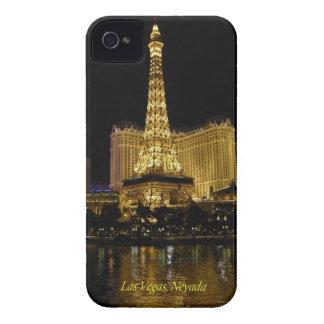 Caso de Las Vegas Blackberry iPhone 4 Carcasa