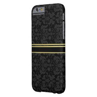 CASO de lujo del estilo IPHONE 6 del DAMASCO del Funda Barely There iPhone 6