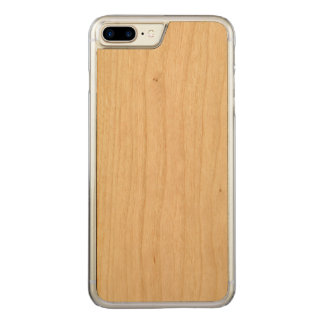 caso de madera más del iPhone 7 Funda Para iPhone 7 Plus De Carved