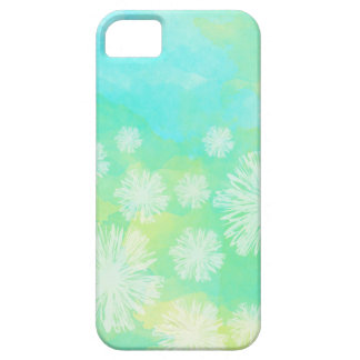 Caso de moda del estampado de flores iPhone5/5s/SE Funda Para iPhone SE/5/5s