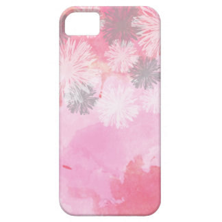 Caso DE MODA del rosa iPhone5/5s/SE del estampado Funda Para iPhone SE/5/5s