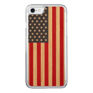 Caso de parachoques del iPhone 7 de la cereza de Funda Para iPhone 7 De Carved