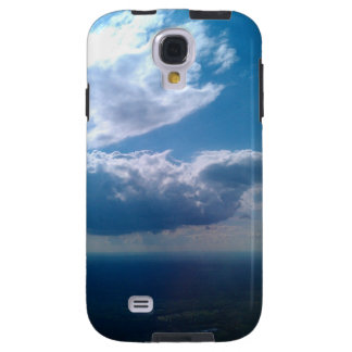 Caso de Samsung S4 de las nubes Funda Galaxy S4