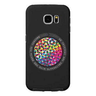 Caso de Samsung S6 - sea crítico Funda Samsung Galaxy S6
