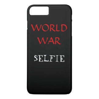 Caso de Selfie Iphone 7 de la guerra mundial Funda iPhone 7 Plus
